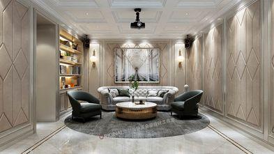 20万以上140平米别墅美式风格影音室图