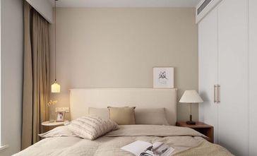富裕型100平米三日式风格卧室图片大全