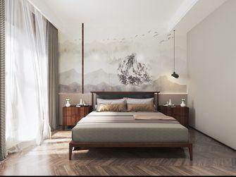 豪华型130平米别墅中式风格卧室效果图