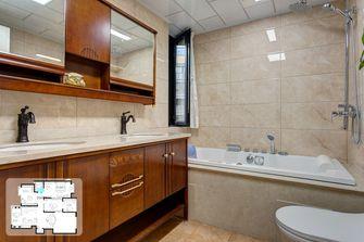 富裕型140平米复式欧式风格卫生间装修案例