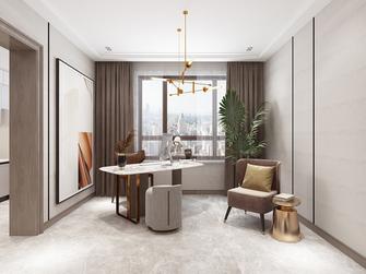 140平米三室两厅现代简约风格阳光房欣赏图
