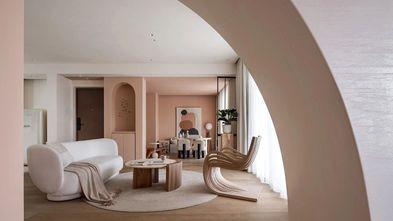 5-10万110平米三北欧风格客厅效果图