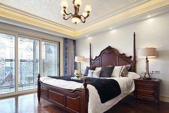 140平米复式欧式风格卧室装修效果图