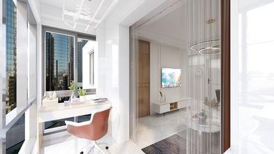 15-20万80平米三室一厅现代简约风格阳台设计图
