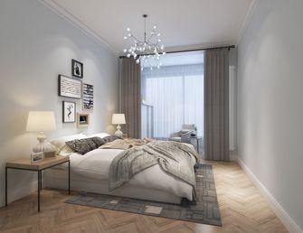 10-15万90平米北欧风格卧室效果图
