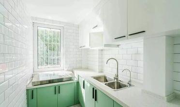 120平米三室一厅北欧风格厨房效果图
