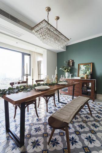 20万以上140平米三室两厅欧式风格餐厅图片