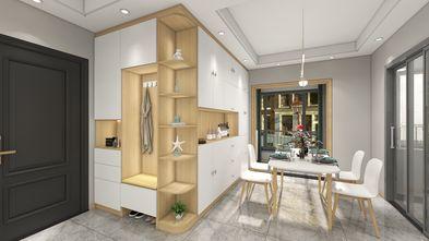 10-15万110平米三室两厅北欧风格玄关装修图片大全