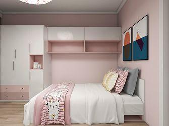 20万以上140平米四室一厅中式风格青少年房设计图