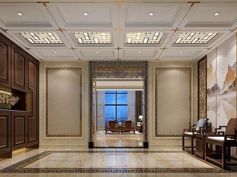 豪华型140平米别墅中式风格走廊装修案例