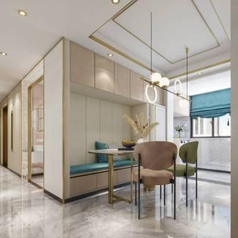 140平米三现代简约风格餐厅效果图