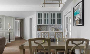15-20万130平米公寓轻奢风格餐厅装修案例