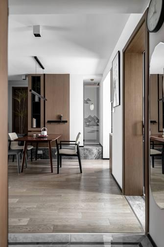 豪华型130平米三室两厅中式风格玄关装修图片大全
