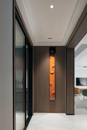 140平米三室两厅现代简约风格玄关图片