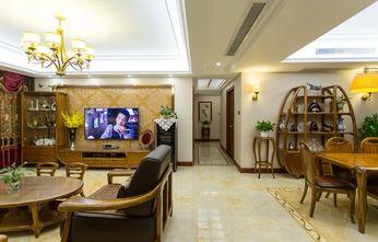 20万以上110平米三室两厅欧式风格客厅图片大全