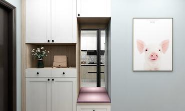 经济型110平米三室两厅北欧风格玄关设计图