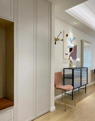 经济型90平米三室一厅新古典风格玄关装修效果图