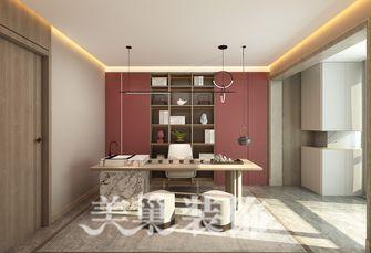 豪华型140平米四中式风格书房装修案例