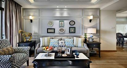 豪华型140平米美式风格客厅装修图片大全