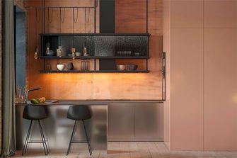 富裕型120平米三室两厅混搭风格厨房图片大全