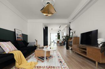20万以上100平米三室一厅混搭风格其他区域装修图片大全