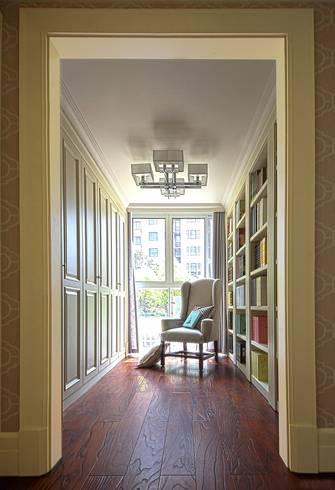 三美式风格客厅图片