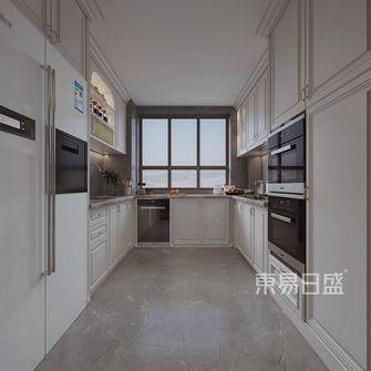 140平米复式法式风格厨房图