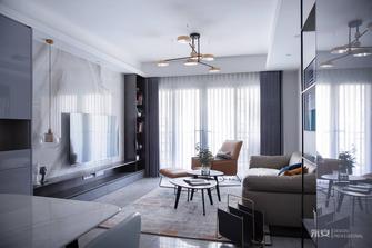 20万以上140平米四室四厅现代简约风格客厅装修效果图