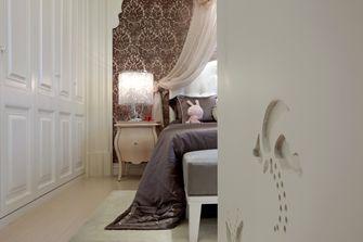 110平米三欧式风格卧室图片