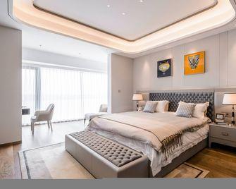 20万以上140平米四室三厅轻奢风格卧室装修图片大全