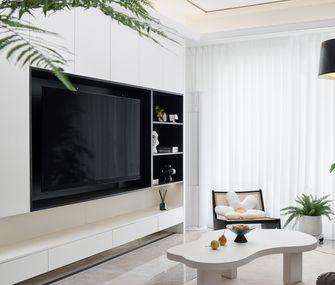 富裕型120平米三室一厅北欧风格客厅设计图
