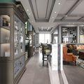 10-15万120平米三室两厅法式风格玄关图片大全