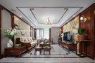 120平米三中式风格客厅图片大全