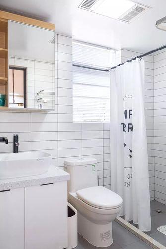 经济型公寓现代简约风格卫生间装修案例