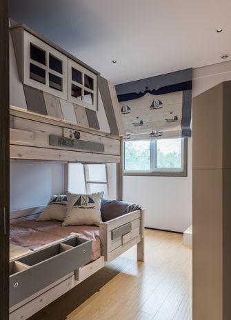 140平米四室两厅现代简约风格青少年房图片