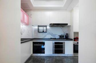 140平米三室两厅轻奢风格厨房效果图