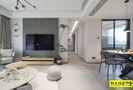 10-15万120平米三室两厅北欧风格走廊效果图