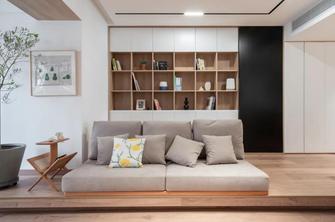 10-15万120平米三室两厅日式风格客厅设计图