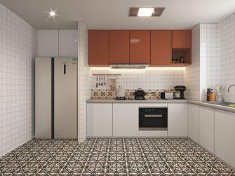 15-20万90平米一室两厅北欧风格厨房设计图