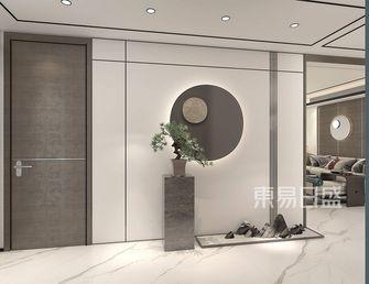 豪华型140平米四室两厅中式风格玄关装修案例
