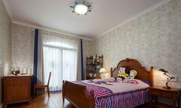 豪华型140平米四室三厅美式风格卧室欣赏图