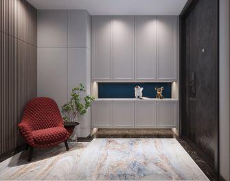 140平米别墅轻奢风格玄关装修案例