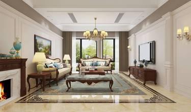 10-15万140平米别墅新古典风格卧室效果图