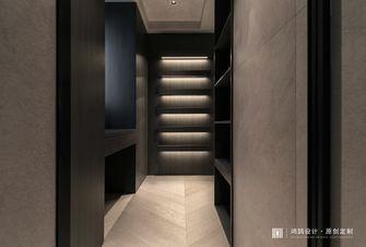 豪华型140平米三室两厅现代简约风格衣帽间图