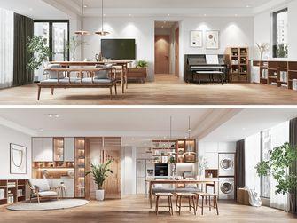 豪华型100平米三室两厅日式风格其他区域效果图