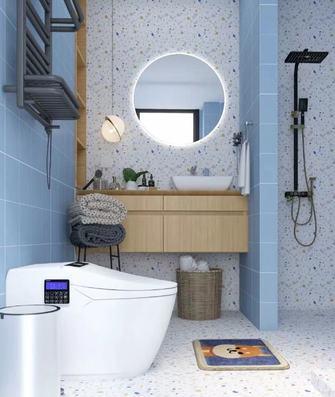 豪华型110平米四地中海风格卫生间装修图片大全