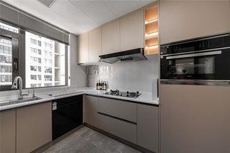 20万以上140平米三室两厅现代简约风格厨房图片
