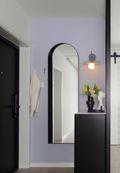 60平米一居室现代简约风格玄关装修效果图