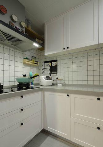 经济型70平米北欧风格厨房装修图片大全