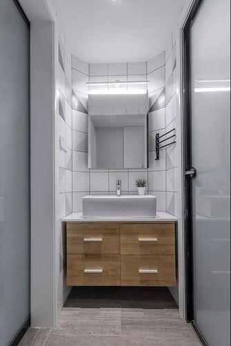 经济型80平米三北欧风格卫生间装修效果图